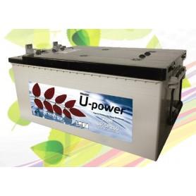 Batería solar ciclo profundo U-POWER AGM 160Ah