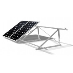 Estructura cubierta plana CVE 915 XL Inclinación 15º