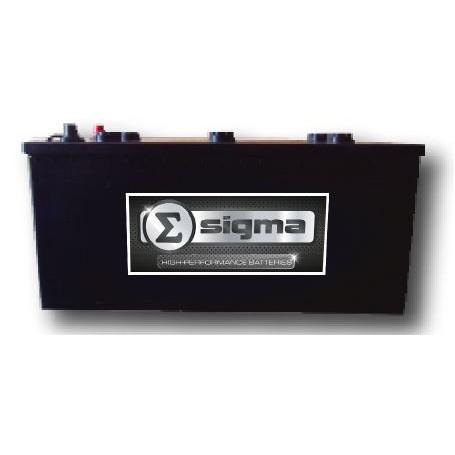 Batería 12V-160Ah Monoblock SIGMA Pb Acido Abierta