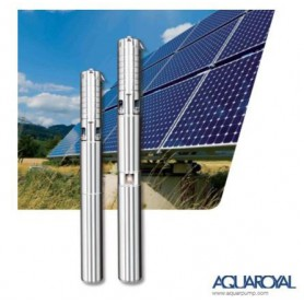Bomba Solar Sumergible AQUAROYAL 3CV