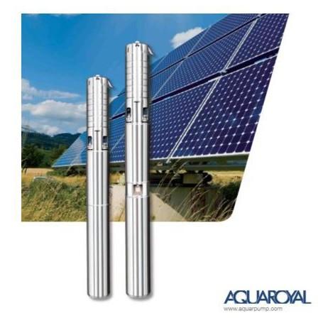 Bomba Solar Sumergible AQUAROYAL 1CV