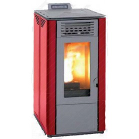 Estufa de pellet Maxlor Burn 10