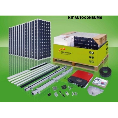 Kit Autoconsumo 4600Wn
