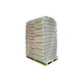 Palet de 1050Kg de pellet de Pino con certificado EN Plus A1