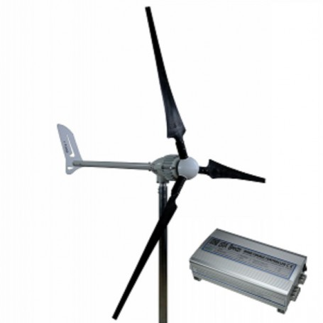 Aerogenerador de viento 1000 wats / 24 voltios