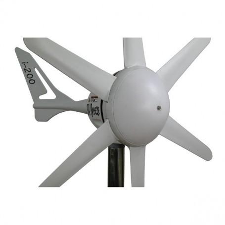 Aerogenerador 200 wats 12 voltios