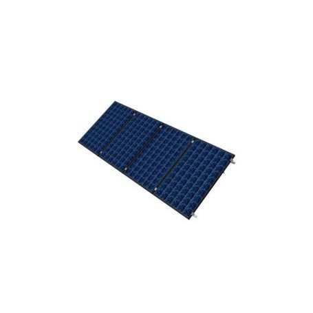 Estructura Paneles Solares Cubierta Metálica KH915