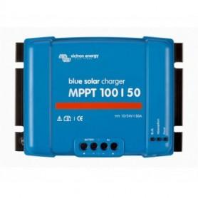 Regulador de carga Blue Solar 50A . 12/24V con MPPT 100/50 de VICTRON