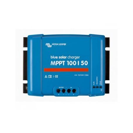 Regulador de carga Blue Solar 30A y 12/24V con MPPT 100/30 de VICTRON