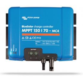 Regulador de carga MPPT 150/70. 12/24/48V de VICTRON