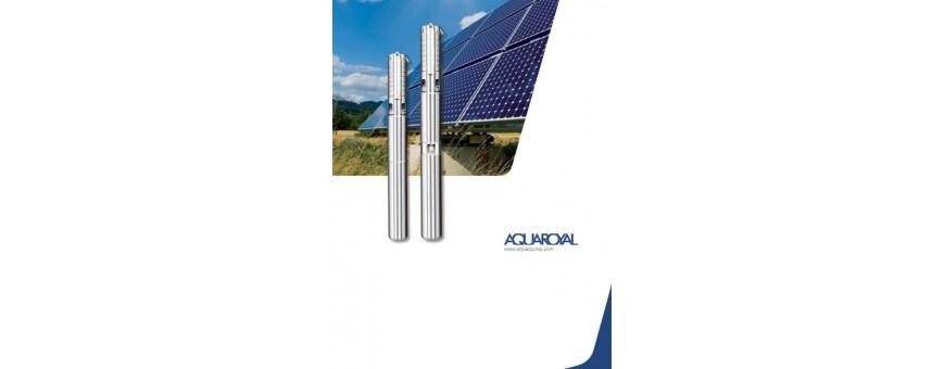 Bomba Sumergible Solar AC/DC Aquaroyal
