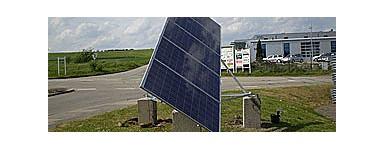 Seguidores solares 2 ejes
