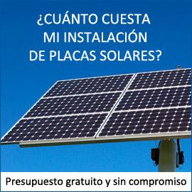 calcula instalación fotovoltaica